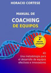 Manual de Coaching de Equipos. Tapa segunda edición ampliada